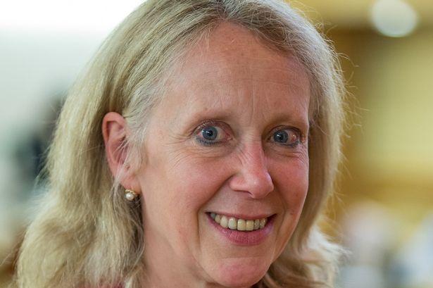 Liz McInnes MP [Image: Manchester Evening News].