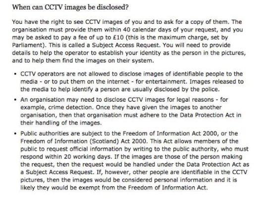 160823 CCTV law