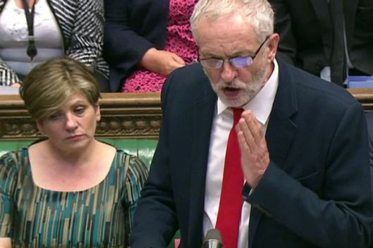 Emily Thornberry has come out fighting in defence of Jeremy Corbyn.