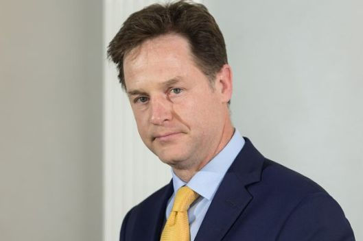 Nick Clegg has made the claims in the run-up to publication of his autobiography [Image: Getty].