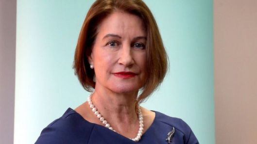 Dame Lowell Goddard, who resigned last month, said the inquiry should focus less on the past [Image: AP].