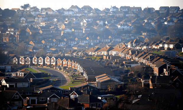 The Land Registry keeps the official record of commercial and residential land ownership in England and Wales [Image: Andy Rain/EPA].