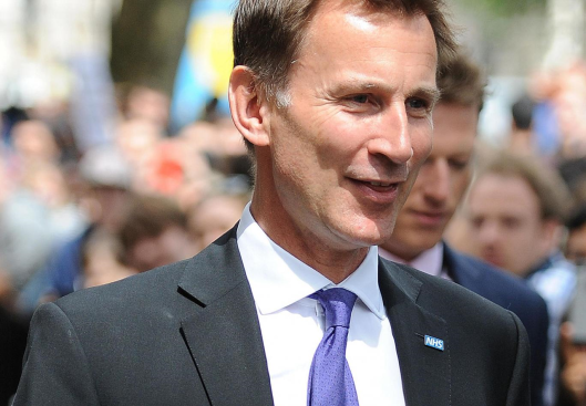 Jeremy Hunt is set to impose contracts on medics [Image: PA].