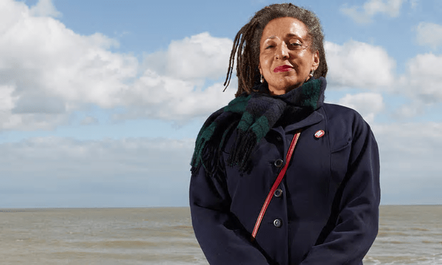 Jackie Walker said she had not found a definition of antisemitism she could work with [Image: Andy Hall for the Observer].