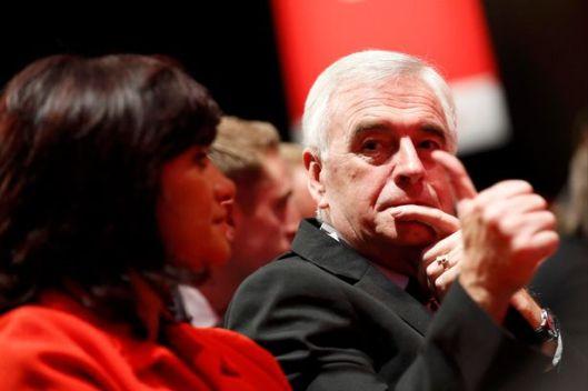 John McDonnell [Image: Reuters/Darren Staples].
