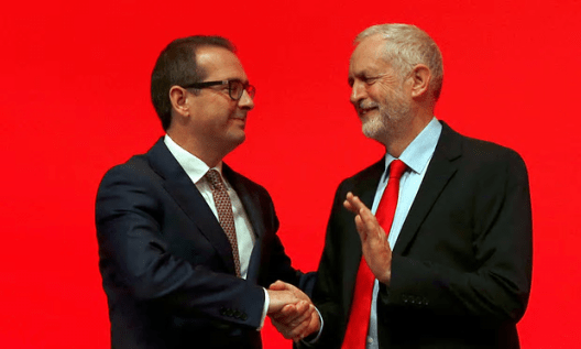 Owen Smith says he has not spoken to Corbyn since the leadership election result 12 days ago [Image: Peter Nicholls/Reuters].