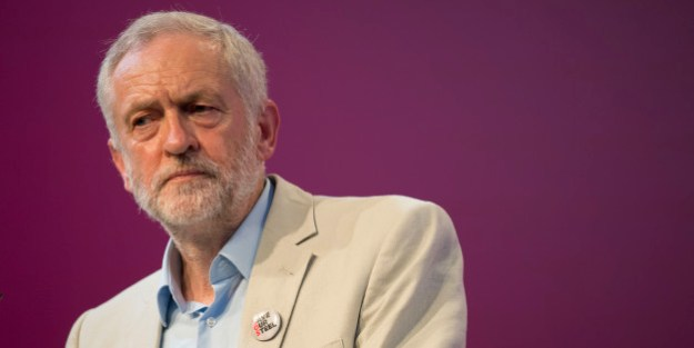 Jeremy Corbyn: More popular than we've been told - but the victim of a propaganda war? [Image: Matthew Horwood/Getty Images.]