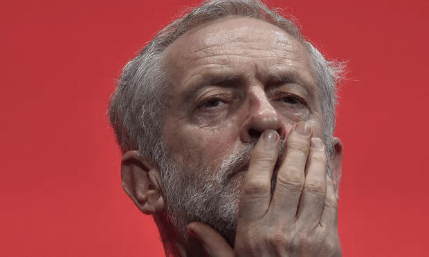 Heathrow expansion, which Corbyn opposes, and on which there is little consensus in any political party, could be a test for the new approach. It will fail, then [Image: Toby Melville/Reuters].