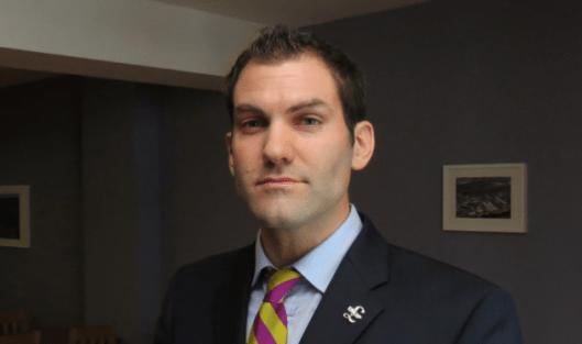 John Rees-Evans, UKIP leadership candidate.