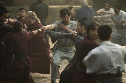 Benedict Cumberbatch as Doctor Strange [Image: Jay Maidment/Marvel].