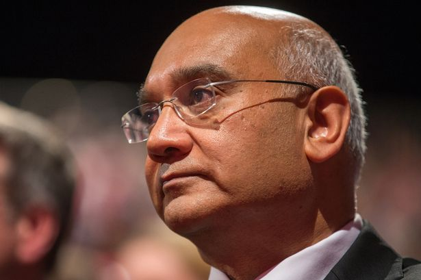 Keith Vaz MP [Image: Andy Commins/Daily Mirror].