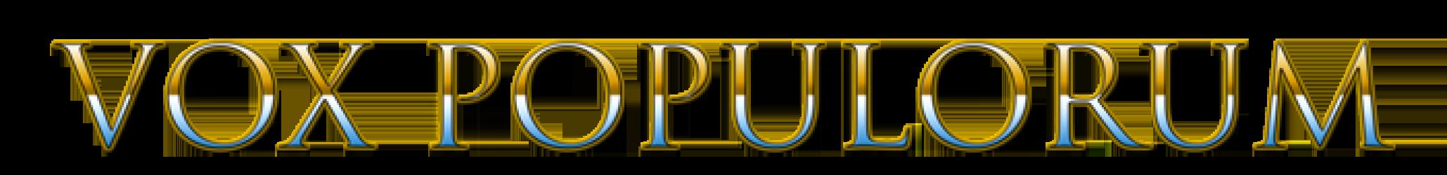 Vox Populorum