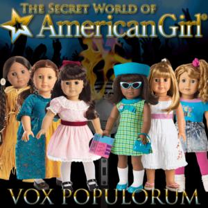 episode artwork for the Secret World of American Girl