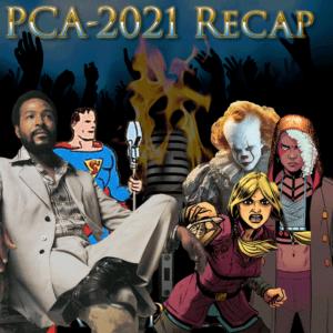 PCA2021 Recap episode artwork