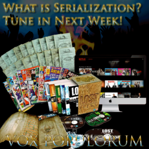 Episode artwork for What is Serialization? Tune in next week!