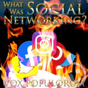 Episode Artwork for What Was Social Networking?
