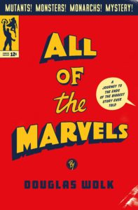All of the Marvels book cover