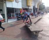 Cartagena agobiada por la indigencia
