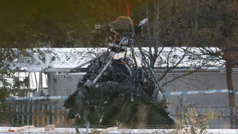 Una falla mecánica provocó accidente de helicóptero de Leicester City