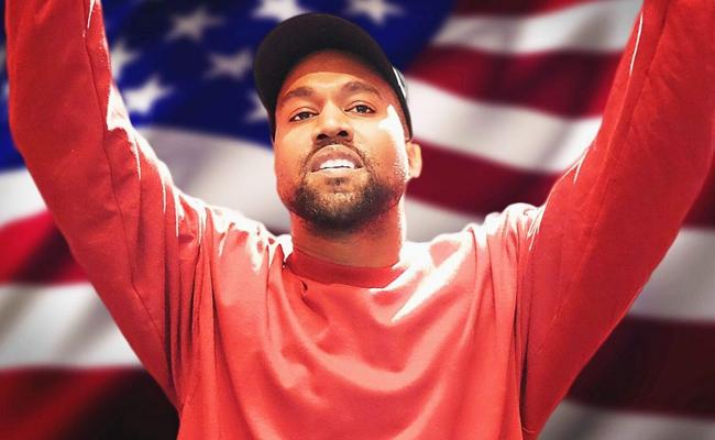 Dice Kanye que su 'destino es ser líder del mundo libre'