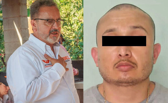 Cae 'El Mou', presunto asesino de candidato de MC en Cajeme, Sonora – Vox  Populi Noticias