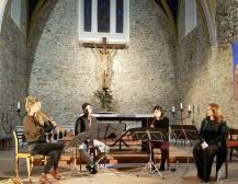 Vox Tremula Concert Aussillon France 5