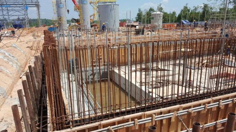 Civil Construction Building Site