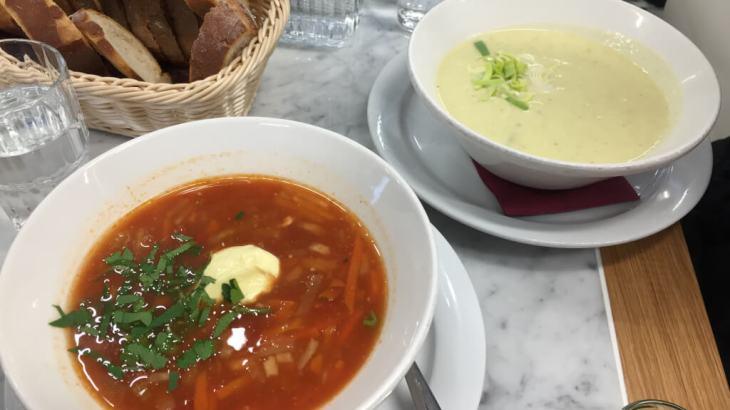 """【ヘルシンキ観光】本当に美味しいスープ屋さん""""Soppakeittiö""""!!行き方は?"""