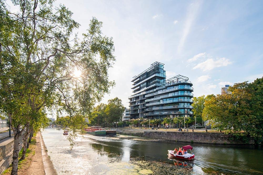 La Vilaine - Rennes
