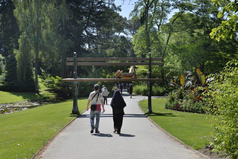 Claude Ponti, Le Jardin déjante @ Ville de Nantes