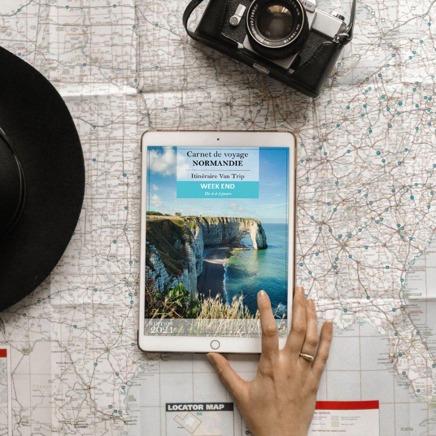 Travel planner carnet de voyage