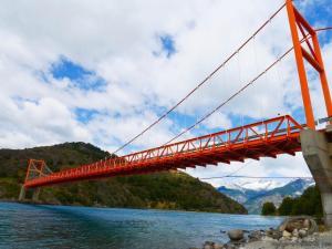 La bonne idée du Chili : mettre des ponts : ça évite de se jeter dans un gué