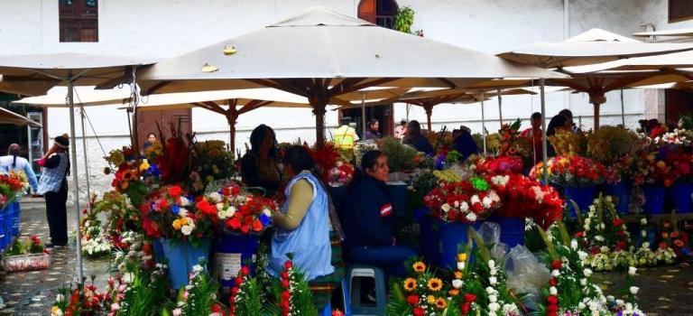 Ecuador ama la vida (y la lluvia)