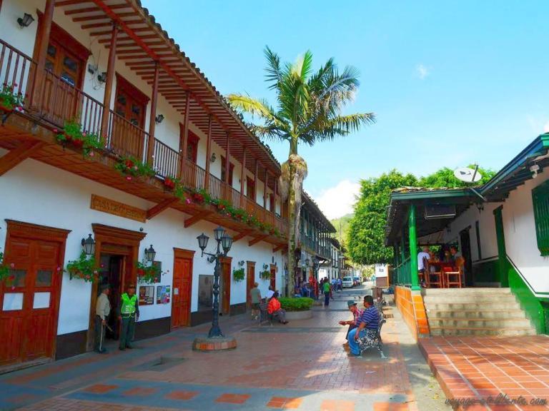 El retiro Colombie