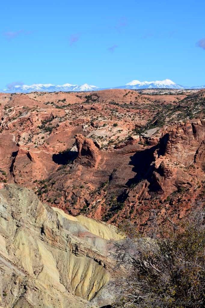 USA, Canyonlands