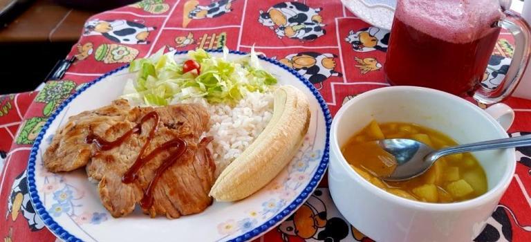 La Colombie, la gastronomie et moi