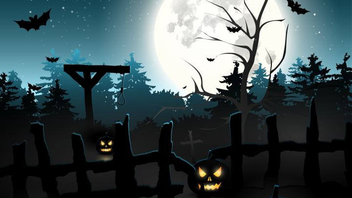 wallpaper et fond d'écran halloween