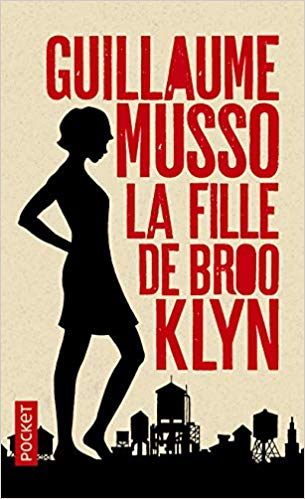 livre la fille de Brooklyn