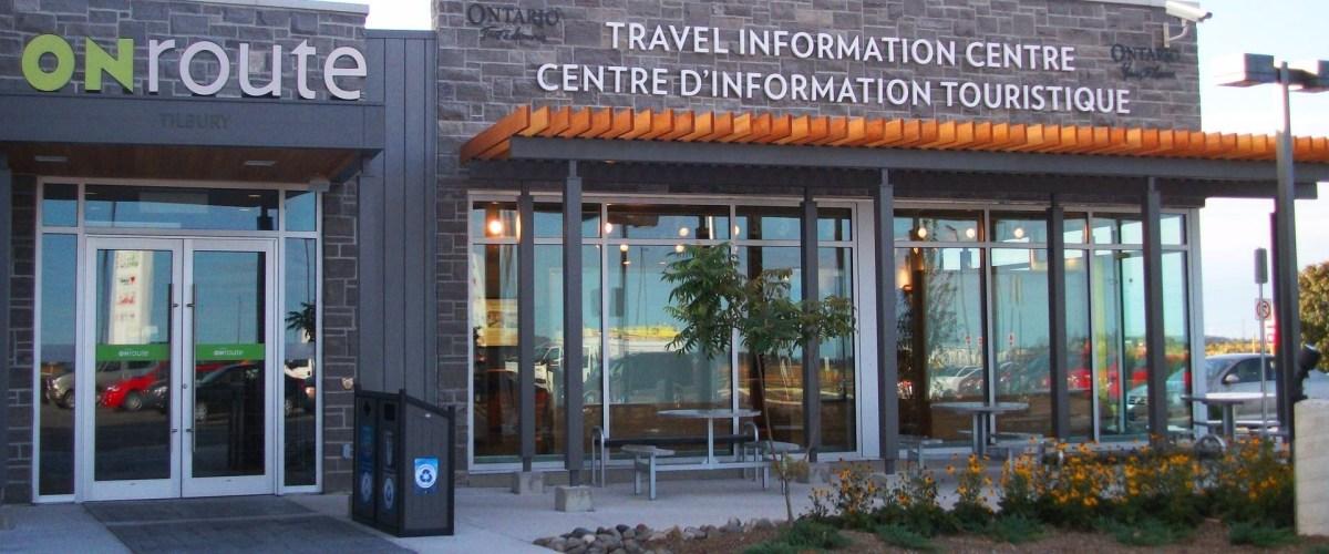 Une photo de Centre d'information touristique de l'Ontario