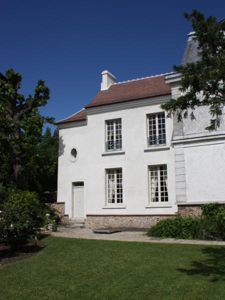 Le Mont-Louis, domicile de Rousseau à Montmorency © Amand Berteigne