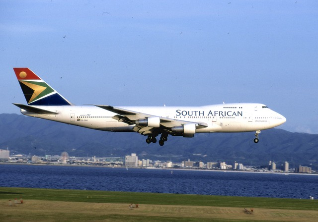 Fifth Freedom Flights : South African Airways(SA)