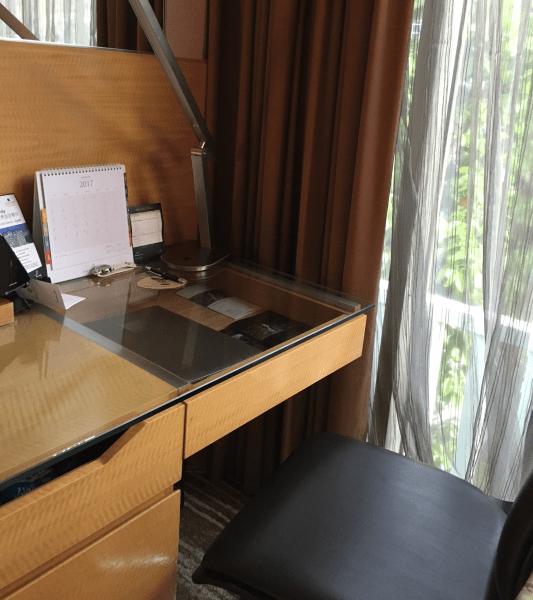 シンガポール・パーク ホテル クラーク キー (Park Hotel Clarke Quay)のWifiスピードチェック