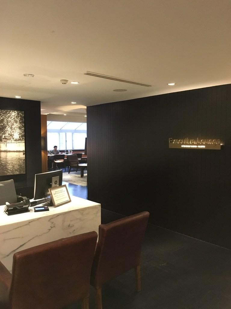 ヒルトン・ダイヤモンドステータスチャレンジ#3(ヒルトン シンガポール(Hilton Singapore))