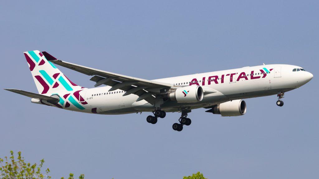 カタール航空(QR)の資本が入ったエア・イタリー(IG)にマイレージで搭乗するには