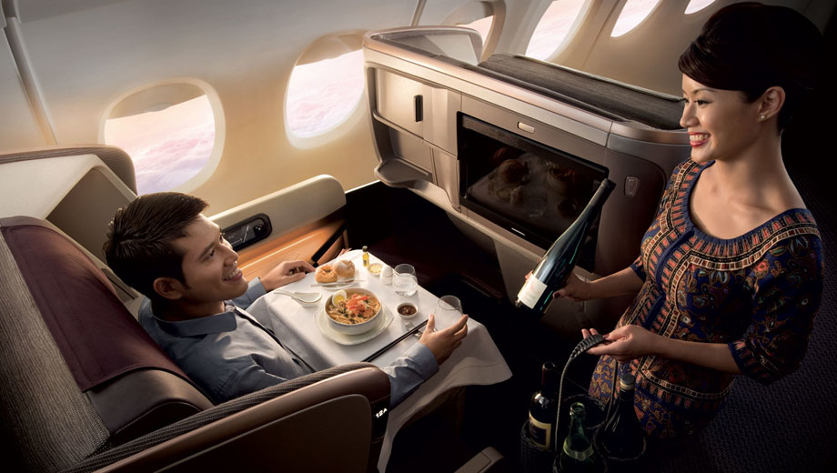 シンガポール航空(SQ)の座席アップグレードガイド