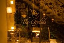 orchids-door