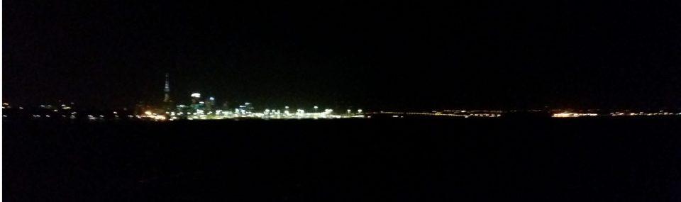 Faire des quarts de nuit. voyageenvoilier.com