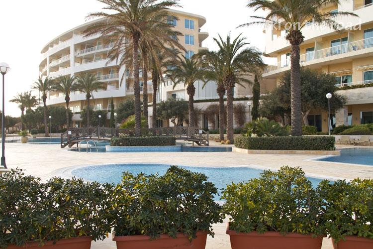 Piscines Hôtel Radisson Blu Resort Golden Sands