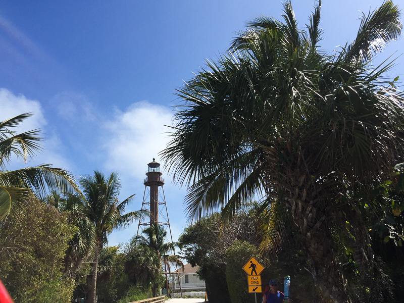 Fort Myers Phare Sanibel Island