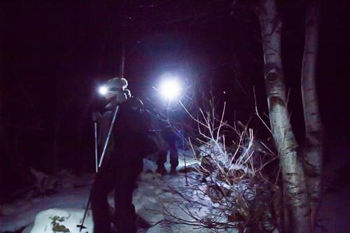 randonnée de nuit en Andorre